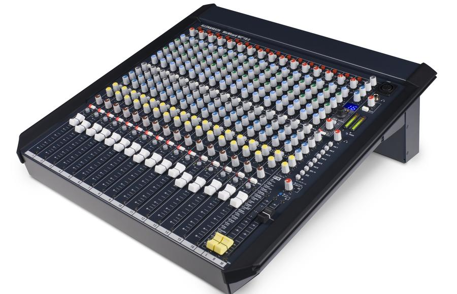 ALLEN & HEATH MixWizard4 14-4-2