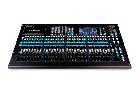 ALLEN & HEATH QU32 Chrome