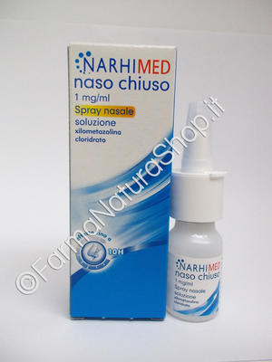 NARHIMED NASO CHIUSO Spray Nasale