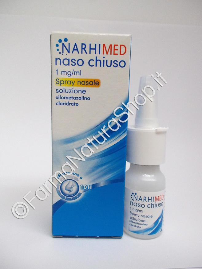 NARHIMED NASO CHIUSO Spray Nasale