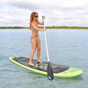 Tavola gonfiabile SUP stand up paddle modello BREEZE AQUA MARINA Breeze SUP cm 300 x 74 x 10