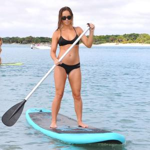 Tavola gonfiabile SUP stand up paddle modello VAPOR AQUA MARINA SUP cm 330 x 75 x 10
