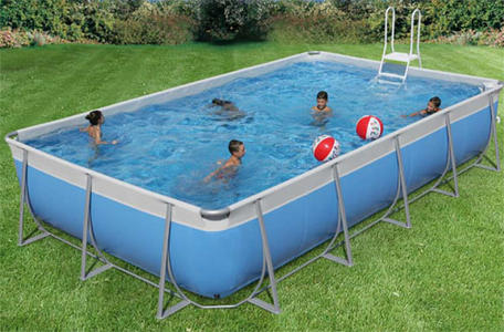 9902PLUS Technypools 693x306x125h Piscina Niagara 650 SET PLUS