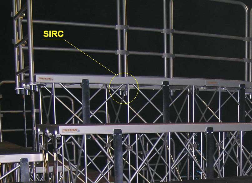 Titan Stage SIRC