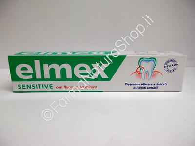 ELMEX SENSITIVE Dentifricio