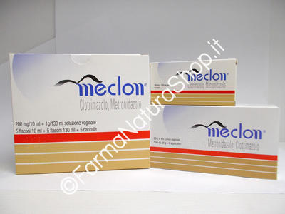 MECLON ovuli - crema - lavande