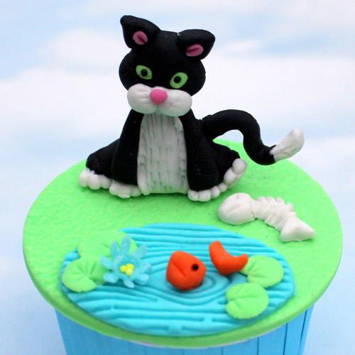 stampo silicone gatto  Katie Sue