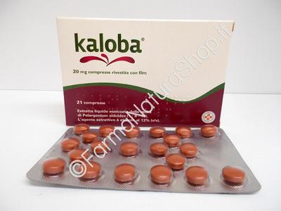 KALOBA 20 mg Compresse