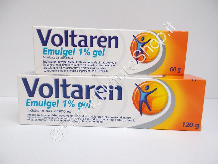 VOLTAREN Emulgel 1% gel