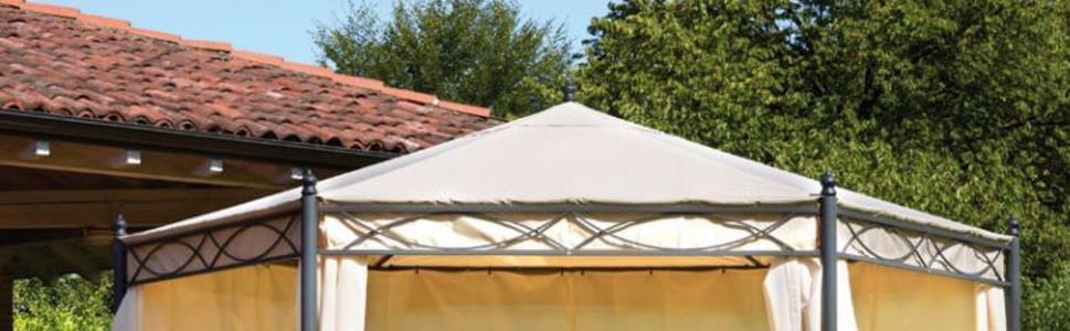 Mobili giardino COP370 PARTI RICAMBIO per GAZEBO copertura per GAZ 370