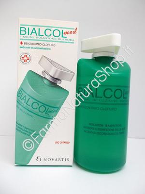 BIALCOL MED 1 mg/ml soluzione cutanea