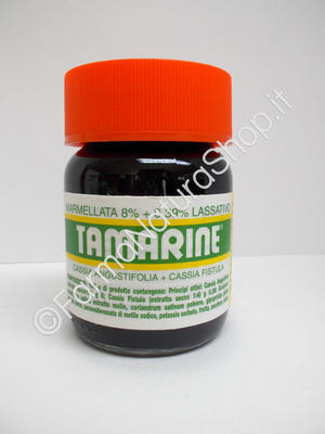 TAMARINE® MARMELLATA 8% + 0.39% LASSATIVO