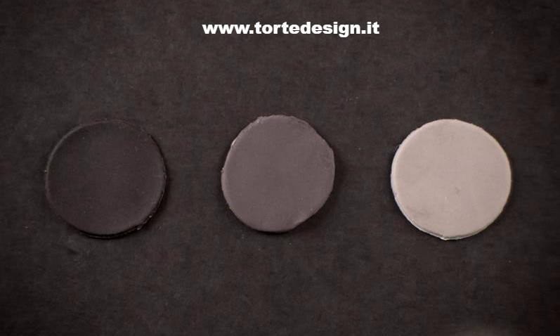 colore alimentare concentrato gel Rainbowdust Progel nero