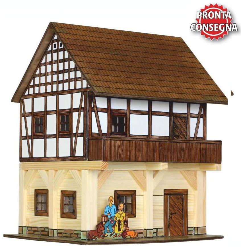 Costruzione legno kit legno gioco naturale gioco for Costruzioni in legno