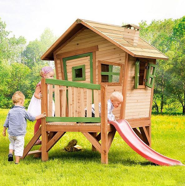 Casetta legno casetta bambini casetta bimbo casetta da for Amazon casette per bambini