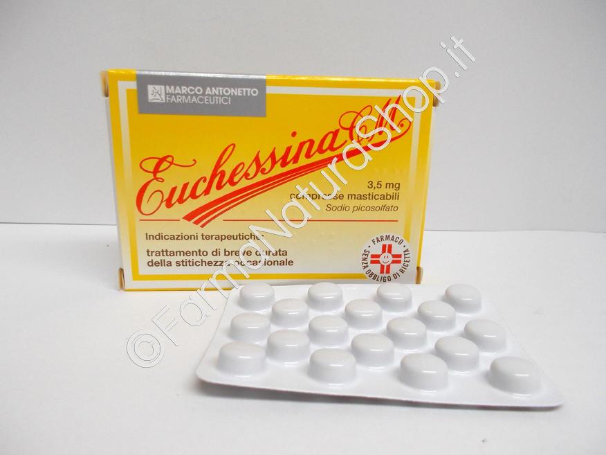 EUCHESSINA C.M. 3,5 mg compresse masticabili