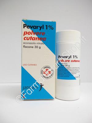 PEVARYL 1% Polvere Cutanea