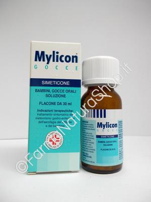 MYLICON Bambini gocce orali soluzione