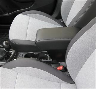 Armrest mod. XXL with storage for Hyundai I20 (from 2015)