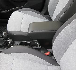 Bracciolo mod. XXL con portaoggetti per Hyundai I20 (2015-2020) II serie