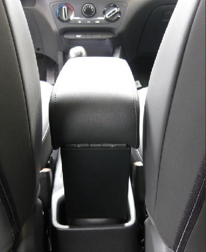 Adjustable armrest mod. XXL with storage for Hyundai I20 (from 2015)