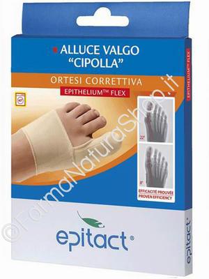 EPITACT Ortesi Correttiva Alluce Valgo EPITHELIUM FLEX