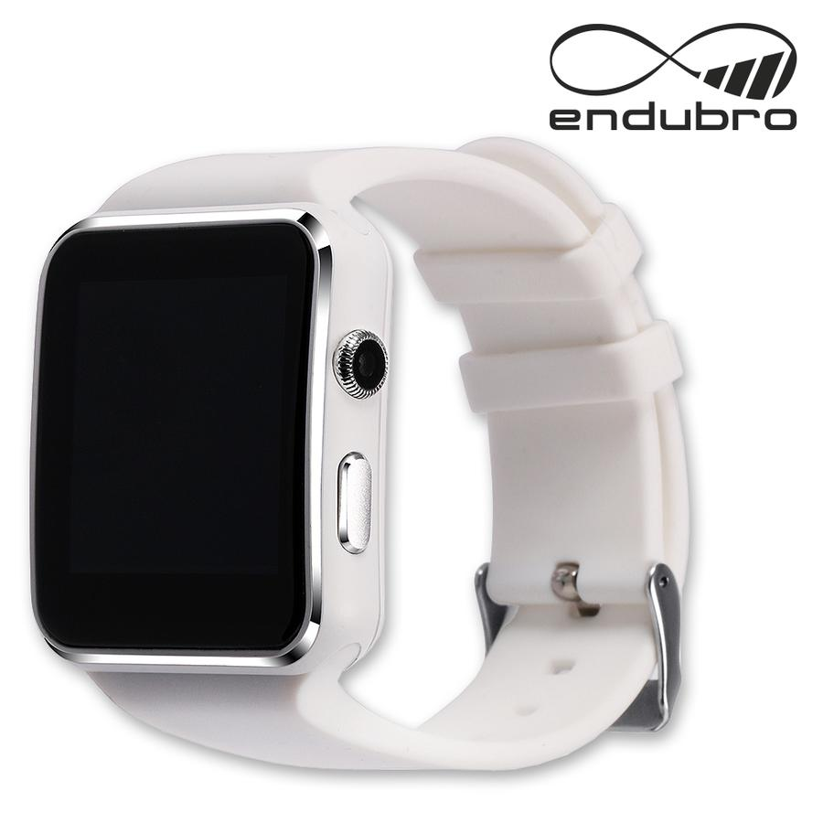 endubro SMARTWATCH ANDROID X6 - BIANCO