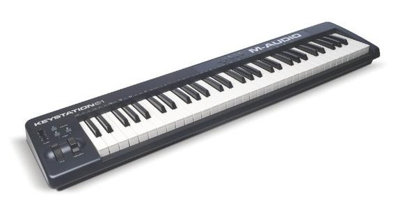 M-Audio Keystation 61 2nd-gen
