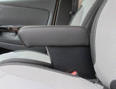 Bracciolo regolabile con portaoggetti per Renault Clio (2013-09/2019)