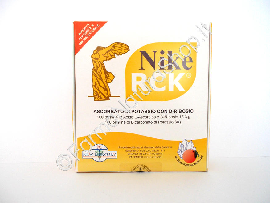 NIKE RCK ® Ascorbato di Potassio con D-Ribosio