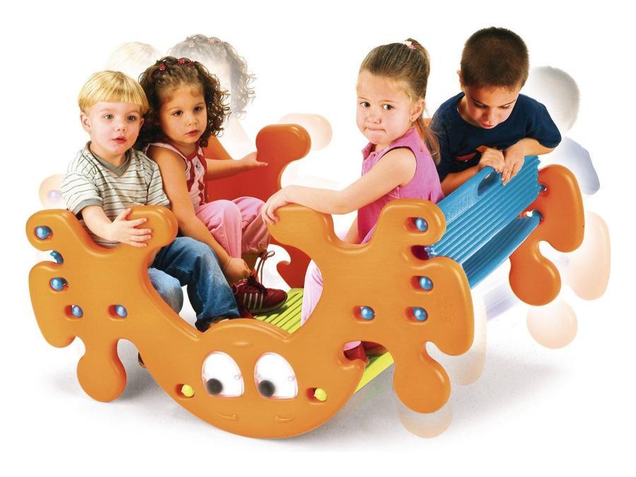 Tavolo da giardino per bambini Dondolo FANTASMA Famosa 800001024