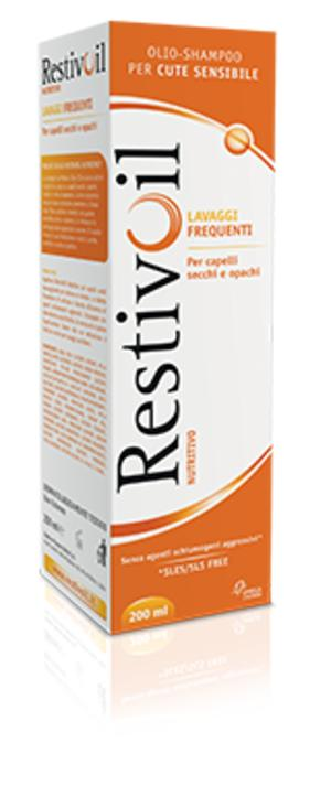 RESTIVOIL Shampoo Nutritivo