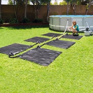 Pannelli solari termici per piscine per alzare temperatura acqua pannello riscaldatore per piscina a energia solare INTEX 28685