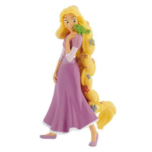 statuina Rapunzel plastica 10 cm