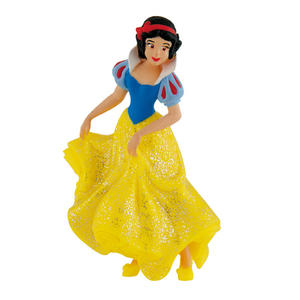 statuina Biancaneve  plastica 10 cm