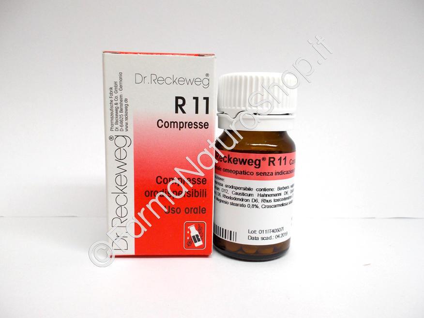 DR. RECKEWEG R11 Compresse