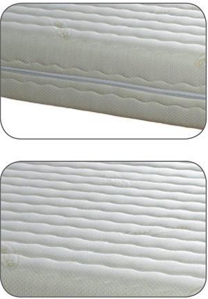 Materasso Water Foam Mod Ares da Cm 150x190/195/200 Poliuretano Espanso Antiacaro Sfoderabile Altezza Cm. 20 - ErgoRelax