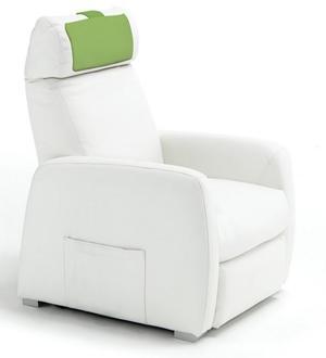 Cuscino Poggiatesta per Poltrona Relax