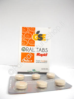 GSE Oral Tabs Rapid Junior