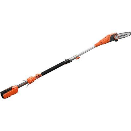 Sramatore potatore cm 280 AMA semi-professionale a batteria red back 40v 4ah barra cm.20 89635 40v 4ah barra cm.20 89635