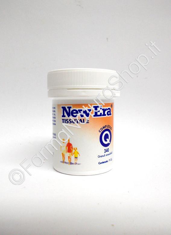 NEW ERA® Complesso Q 240 Granuli Orosolubili