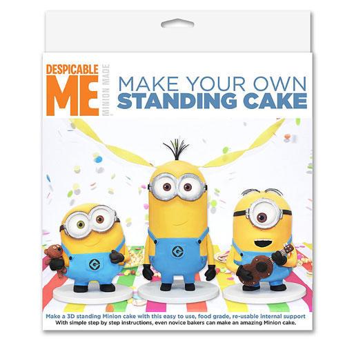 Kit torta minion
