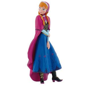 statuina Anna - frozen  plastica 10 cm disney