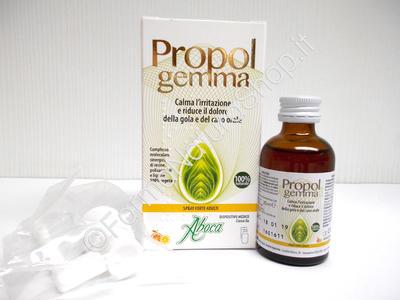 ABOCA PROPOLGEMMA Spray Forte Adulti