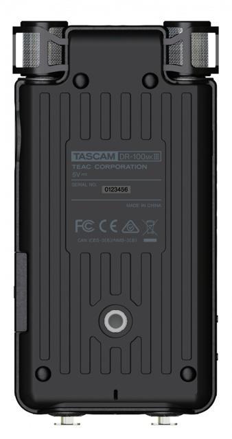 Tascam DR-100MK3