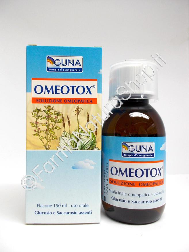 GUNA OMEOTOX