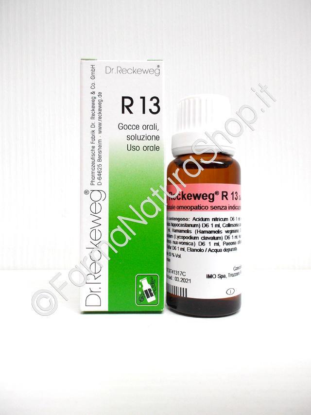 DR. RECKEWEG R13 Gocce