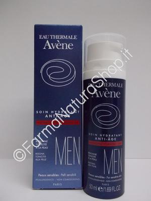 AVENE MEN Trattamento Idratante Antietà