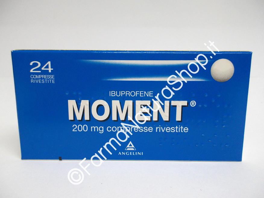 MOMENT® 200 mg 24 Compresse