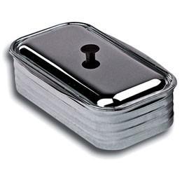 Kit vasca inox con accessori